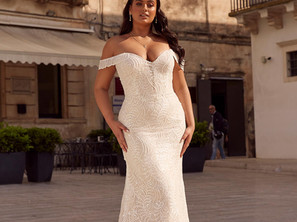 Top 5 Gowns for a Curvy Bride