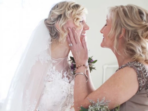 How To Incorporate Your Mom's Wedding Dress