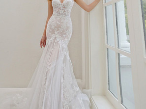 5 Gowns for a Glam Bride