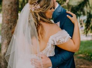 Real Wedding: Cheryl & Andy