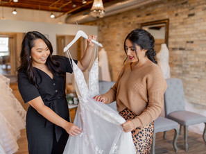 What Kind of Bridal Appointment is Right for Me?