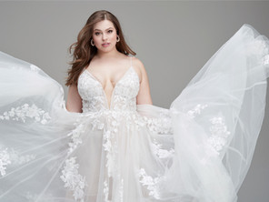 5 Wedding Dresses for a Whimsical Bride