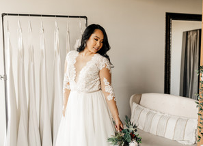 What Is An At-Home Bridal Appointment?