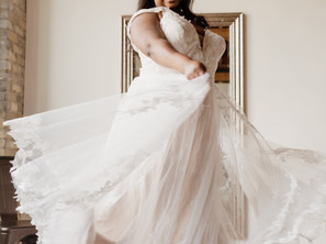 Wedding Dress Tips for Busty Brides