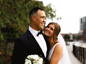 Real Wedding: Grace and Sergio