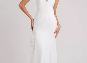 5 Gowns for a Minimal Bride