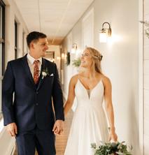 Real Wedding: Alexandra and Ben