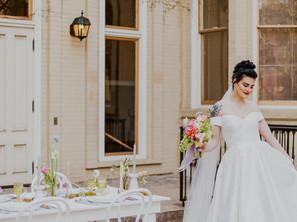 Bright & Romantic Wedding at Villa Filomena