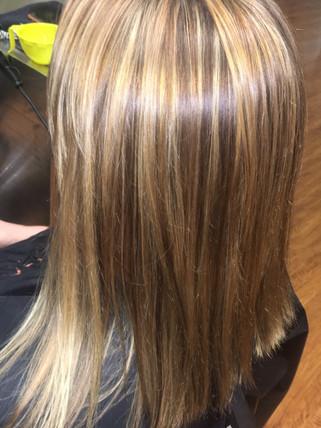 Full Highlights - Blonde Bar of Katy, TX