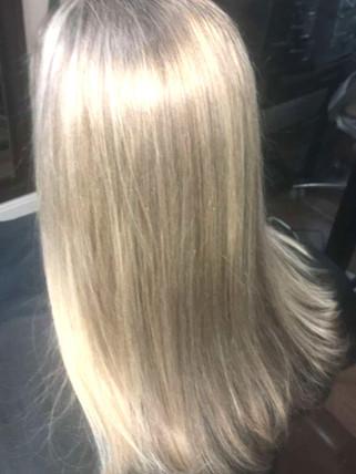 Blonde Bar of Katy, TX - full highlights