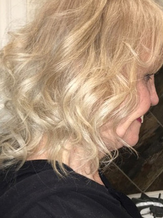 beach highlights and styling - Blonde Bar of Katy, TX