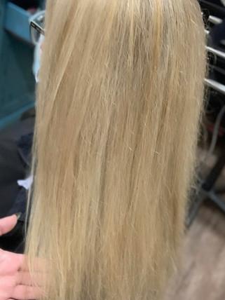 Blonde Bar of Katy Hair Color Correction