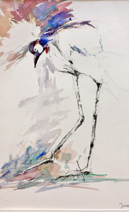 Grue  | Jozefa peintures