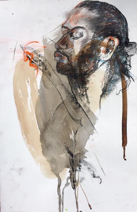 Nu homme   Jozefa peintures