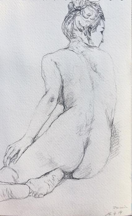 Nu | Jozefa dessins