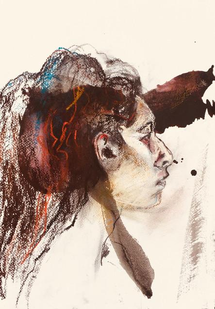 Profil   Jozefa peintures