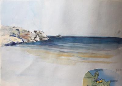 Carnet en Grèce | Jozefa peintures