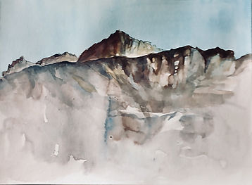 IMG_5161-Aquarelle montagne Lutry A4  co