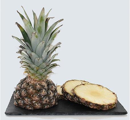 Ananas en tranches fraîches