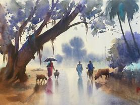 paysage | Jozefa peintures