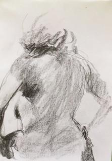 Nu   Jozefa dessins