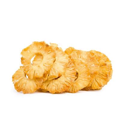 Chips d'ananas séché