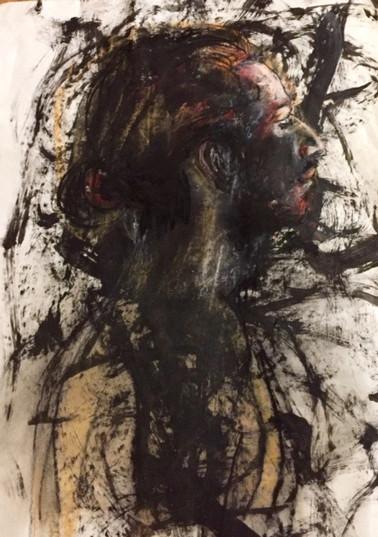 Visage   Jozefa peintures