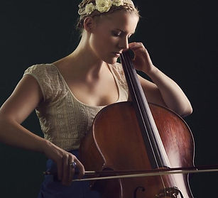 Cello Player - Klara Leanderson Andréas