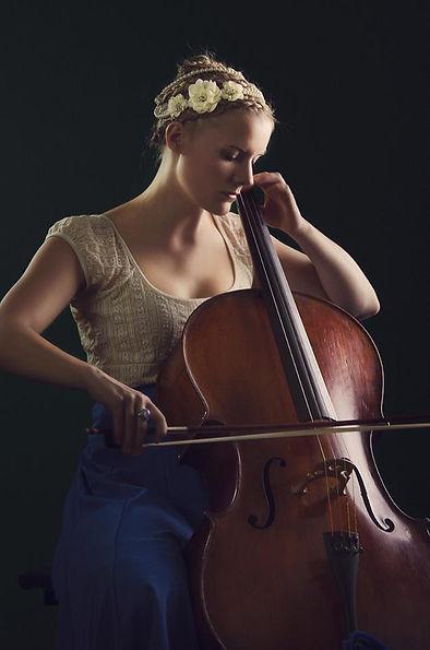 Cellist i Stockholm - Klara Leanderson Andréas