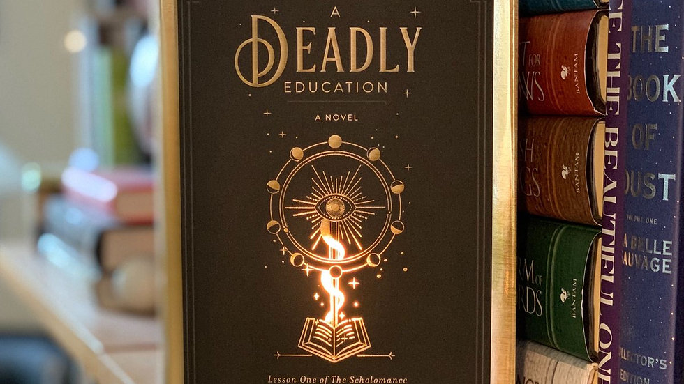 A Deadly Education - February Book Club