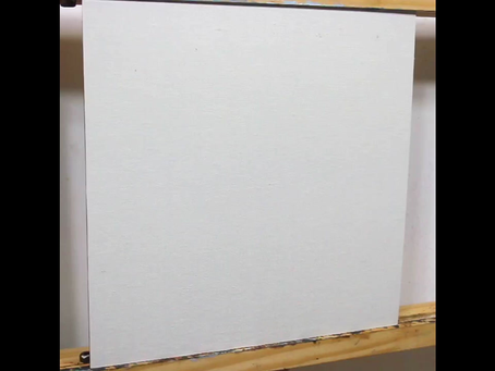 Here's a fun little time-lapse