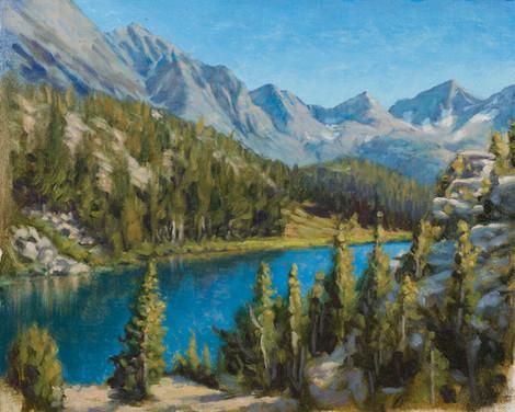 Mack Lake, Eastern Sierras