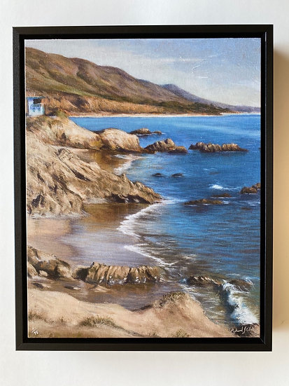 Leo Carrillo beach, Malibu