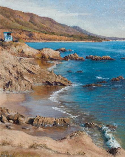 Leo Carrillo Beach Malibu SOLD