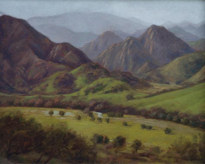 'Inspiration Point' Santa Monica Mountains