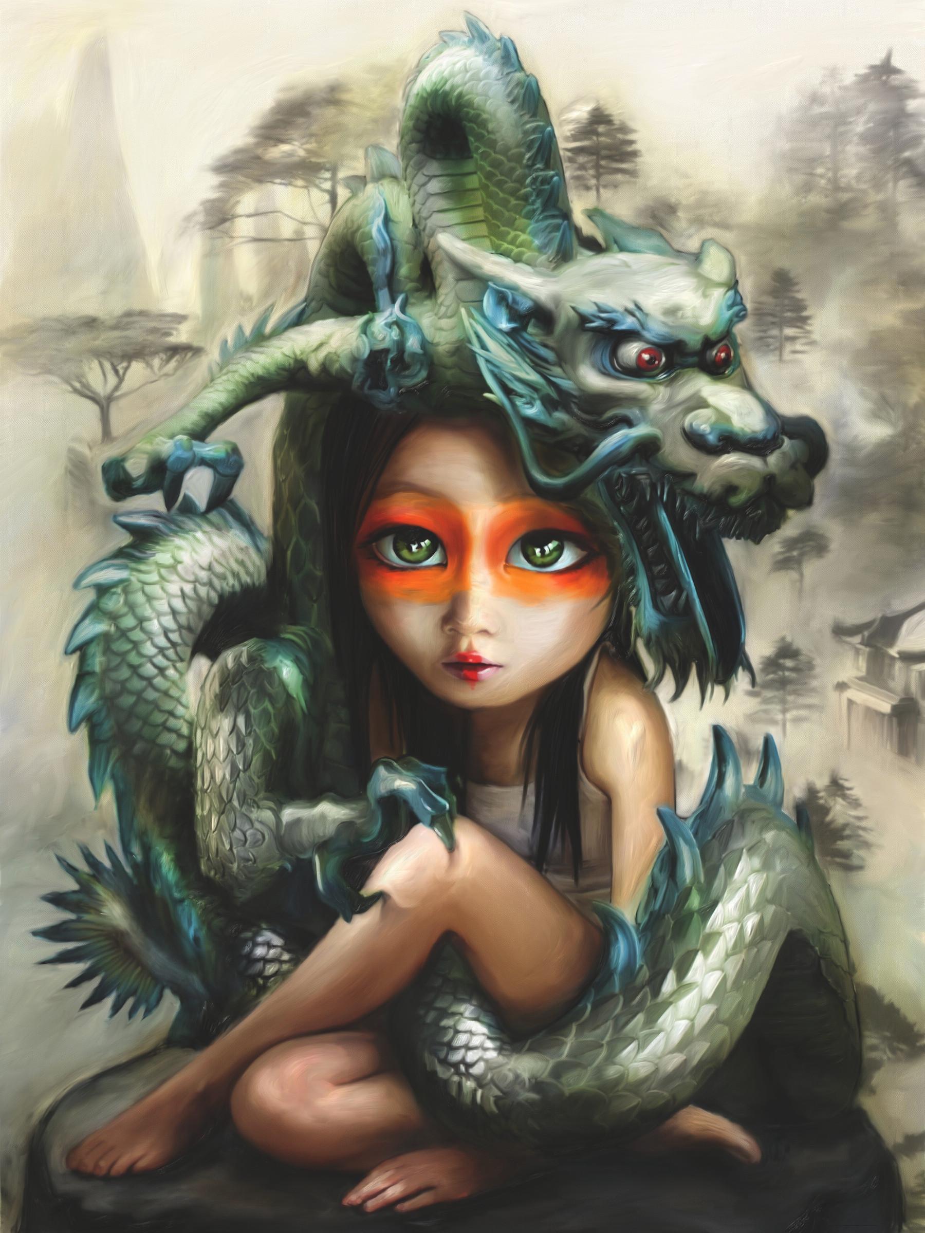 Dragon Girl 2012