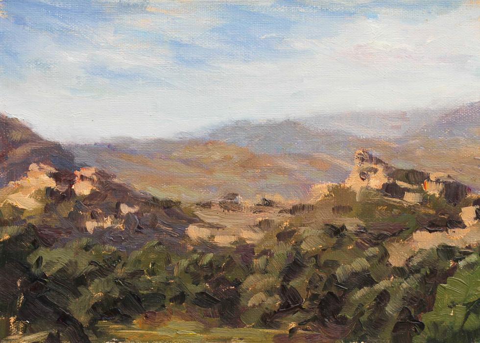 Sage ranch looking towards Westlake