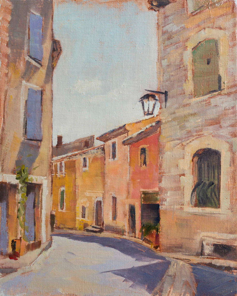 Goult post office, Provence