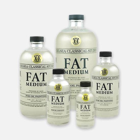 CCS FAT MEDIUM FOR OIL PAINTING™ 8oz