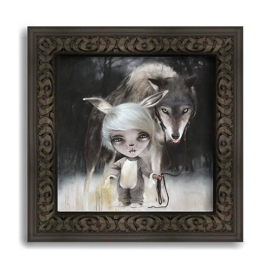'Wolf and the Rabbit' 2013