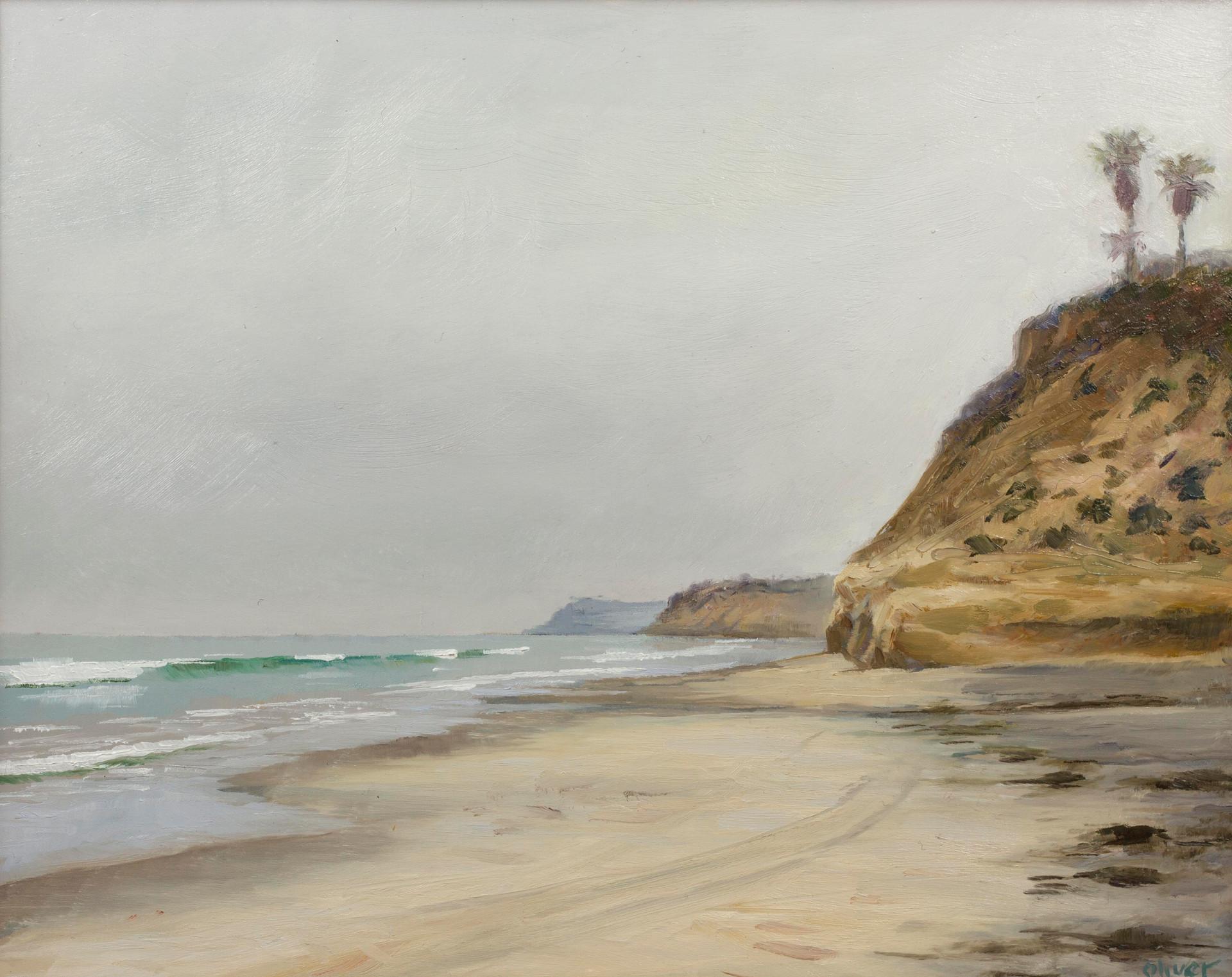 Solana Beach early morning