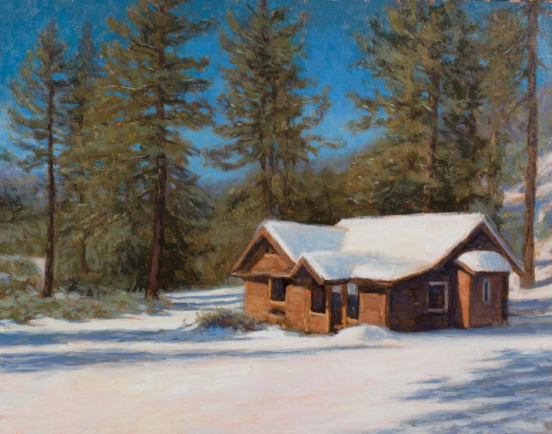 Derelict cabin near Mount Pinos.jpg