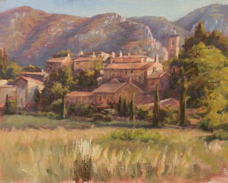 Maubec, Provence