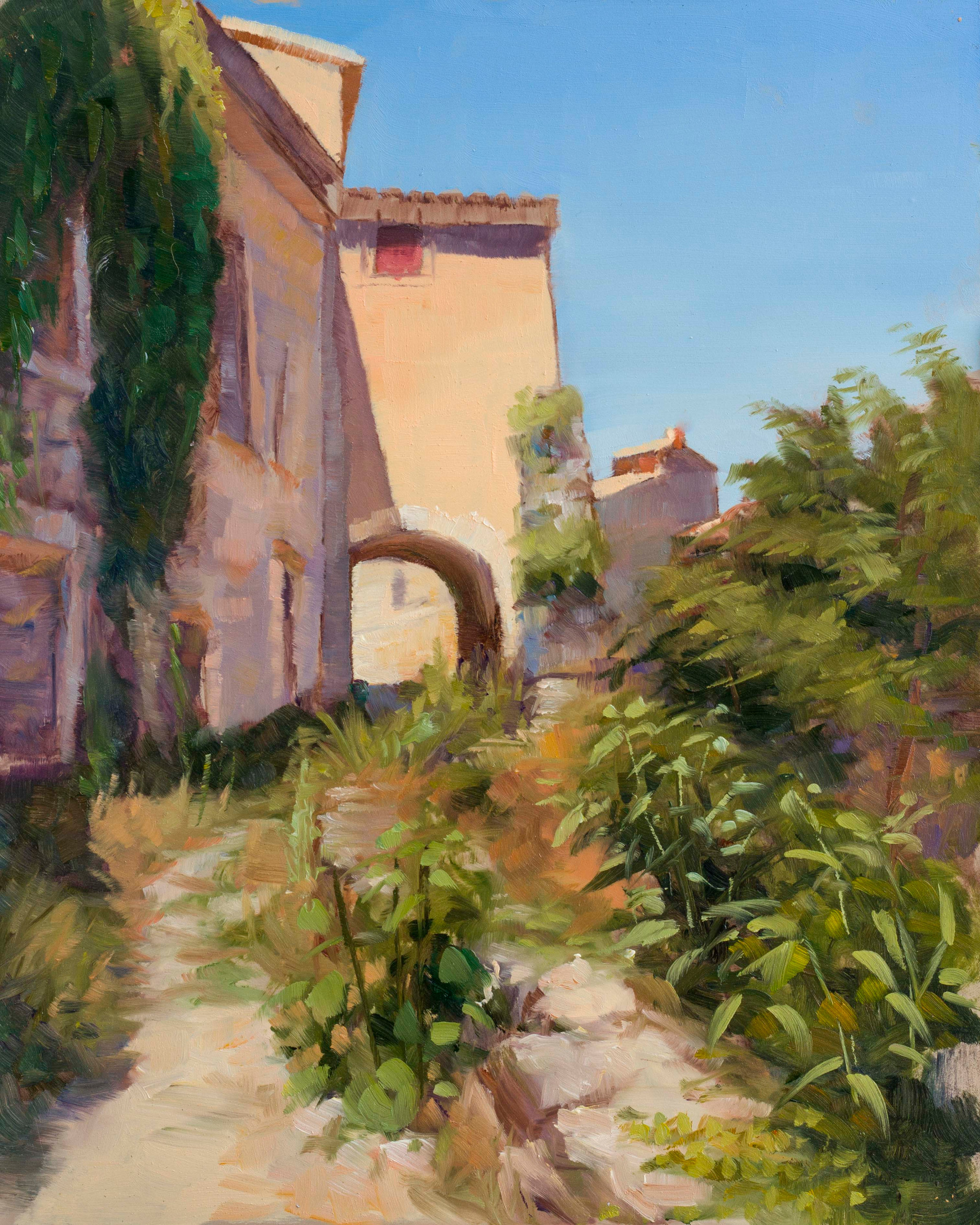 Old Oppede, Provence