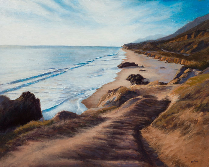 'North Beach' Leo Carrillo, Malibu