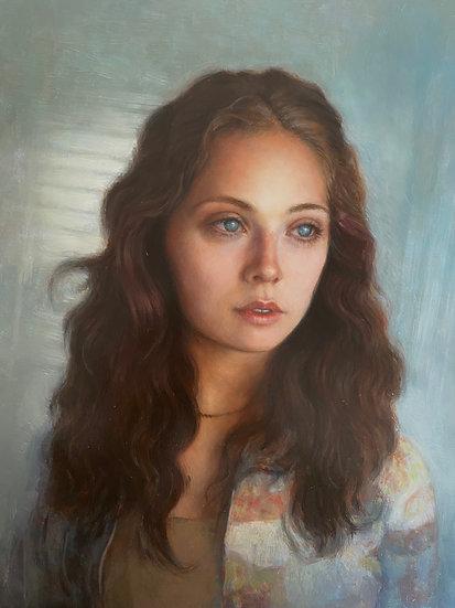 Portrait of Karynn