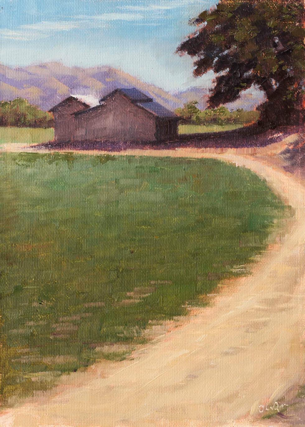 Shadow Barn East Guiberson Road