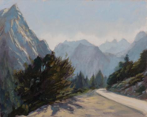 Mount Whitney Portal, Eastern Sierras