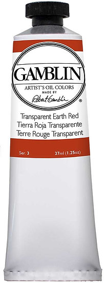 TRANSPARENT EARTH RED