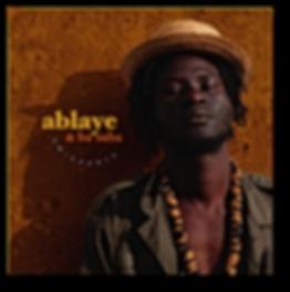 ABLAYE & Ba Suba_Pochette CD + Disque_Of